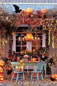 Outdoor Thanksgiving Decorations by Best 25 Halloween Decorating Ideas Ideas On Pinterest Halloween