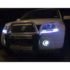 What Are Drl Lights Blinglights Suzuki Grand Vitara Led Drl Light Strips For Headlamps