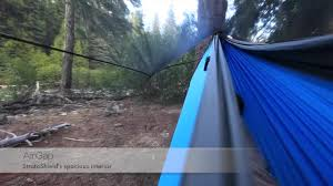 nubé stratos perfected modular hammock shelter by sierra madre