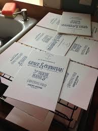 diy letterpress diy letterpress nautical wedding invitations the d i