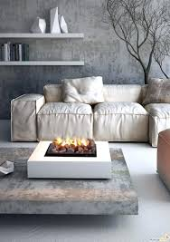 Firepit Coffee Table Coffee Table Pit Combination Uk Thewkndedit