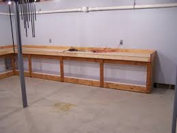 free garage workbench plans wood discover woodworking projects