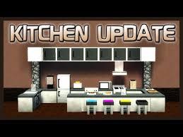 minecraft kitchen furniture 1 7 10 kitchen mod minecraft forum