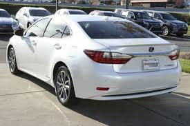 lexus es convertible used 2016 lexus es 300h for sale raleigh nc cary a11240b
