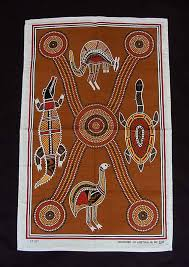 36 best abo art images on pinterest a well aboriginal art and