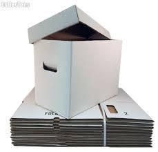 magazine cardboard storage box by bcw 9 99