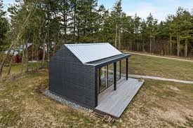 Kennel Floor Plans by Gallery Scandinavian Modern Tiny House Simon Steffensen Small
