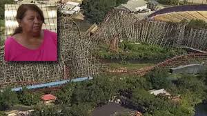 Texas Six Flags Arlington Police Release Incident Report In Six Flags Death Nbc