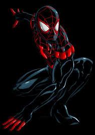 mile morales ultimate spider man u003ddlxcsccomicartist comic