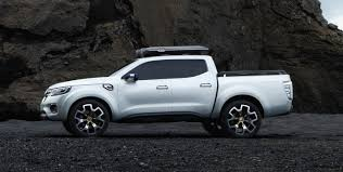 renault alaskan vs nissan navara renault alaskan australia arm talks ute plans photos 1 of 3