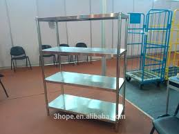 stainless steel kitchen cabinets online stainless steel shelves for kitchens great steel rack for kitchen 4