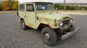 original land cruiser toyota barn finds