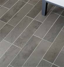 grey foussana limestone floor tile from tunisia stonecontact com