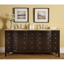 silkroad exclusive pomona 72 inch sink bathroom vanity
