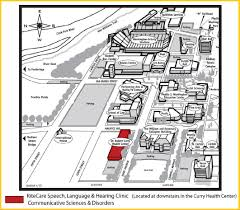 University Of Montana Map by Big Sky Aphasia Program Bsap Phyllis J Washington College Of