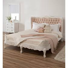 Antique Style Bed Frame Baroque Upholstered Antique Style Bed Beds Pinterest