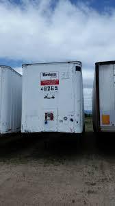 classic 1969 strick 48 foot semi trailer for sale 3 000