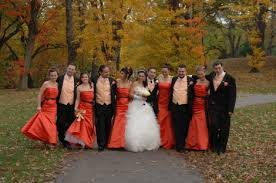 fall wedding new modern wedding dresses bridesmaid dresses for a fall wedding