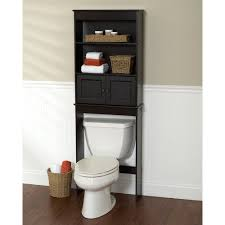 Shelving Units For Bathrooms Bathroom Shelving Unit Storage Cabinet Doors Space Saver Decor