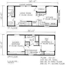 two home floor plans two house plans the house plan shop small two cabin