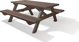 Outdoor Furniture Made From Recycled Materials by Contemporary Picnic Table Recycled Plastic Made From Recycled