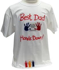 amazon com hand y tees best dad tee keepsake product x large