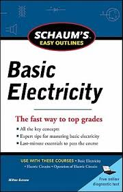 easy outlines schaum s easy outlines basic electricity by milton gussow