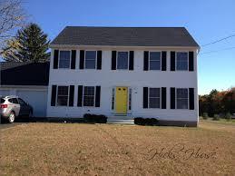 front door colors hicks house