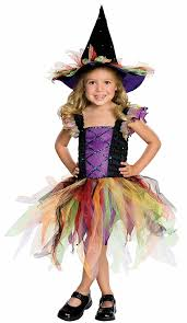 Halloween Costumes Girls Amazon Amazon U0027s Pretend Child U0027s Glitter Witch Costume Toddler