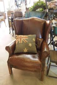 Leather Reading Chair Best 25 Leather Wingback Chair Ideas On Pinterest Smoking Chair