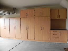Wood Shelf Building Plans by Garage Cabinets Plans Solutions Garage Pinterest Garage