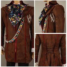 Johnny Depp Costumes Halloween Aliexpress Buy Johnny Depp Mad Hatter Alice