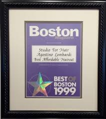 best hair salon boston 2015 agostino salon awards