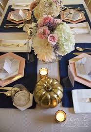 pretty thanksgiving table decor jen t by design