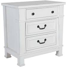 White Dresser And Nightstand Nightstands Bedroom Furniture At Afw Afw