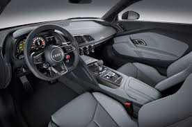 Audi R8 V10 - 2016 audi r8 v10 e tron is fastest u0026 most powerful model in
