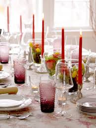 Centerpiece Ideas For Dining Room Table Beautiful Table Settings For Any Party Hgtv