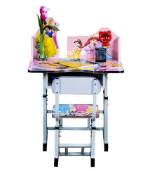 Oak Study Desk Royal Oak Barbie Study Desk Buy Royal Oak Barbie Study Desk