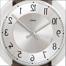 Wohnzimmer Uhren Funk Moderne Wanduhr Wandtattoo Spiegel Uhr Wohnzimmer Fliegen