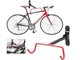 amazon com gesu wall bicycle bike storage rack mount hanger hook