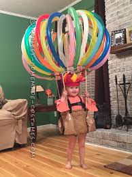 cool air balloon costume for a toddler halloween costume