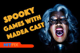 boo a madea halloween cast spooky games with boo a madea halloween cast