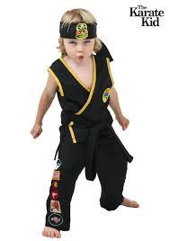 karate kid costume toddler cobra costume from the karate kid