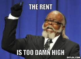 Www Meme Generator - too damn high meme generator the rent is too damn high 52014a the
