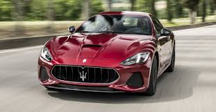 2016 maserati granturismo msrp 2018 maserati granturismo debuts with subtle updates