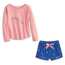 starry pajamas for american