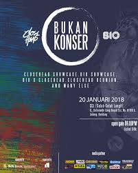 Bio Bandung dua band bandung closehead bio membuat acara kolaborasi bukan