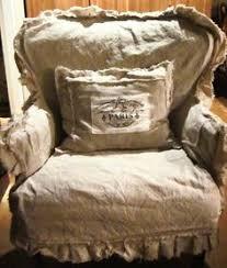 Shabby Chic Sofa Slipcover by Shabby Chic Sofa Slipcover Throw 395 00 Via Etsy Slipcovers