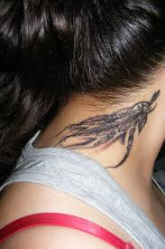 tattoos on neck design idea for and