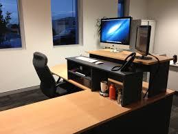l shaped standing desk desk standing desk collections in modern design frame wheels